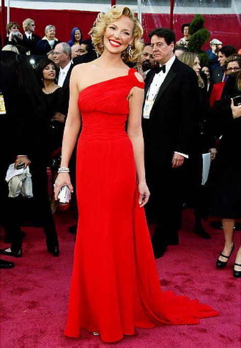 Katherine Heigl Looking Glam At The Academy Awards by Katherine Heigl 2008 Photos Oscars Fashion Best