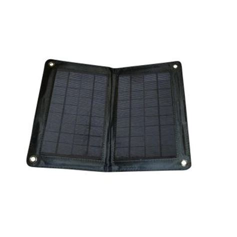 nature power 10 watt folding solar panel for 12 volt