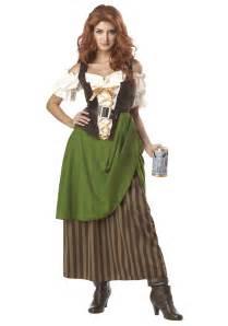 tavern maiden costume