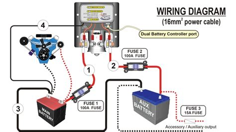 wiring a dual battery system 28 wiring diagram images