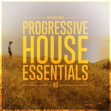 house music progressive va silk music pres progressive house essentials 07