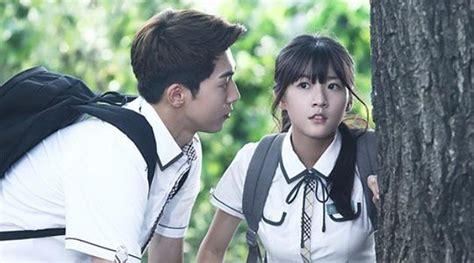 film terbaru nam joo hyuk jodoh senyum nam joo hyuk dan kim sae ron sama di poster