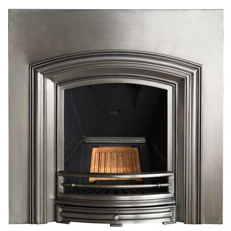 fireplace cast iron insert gazco alexandra classic cast iron fireplace insert