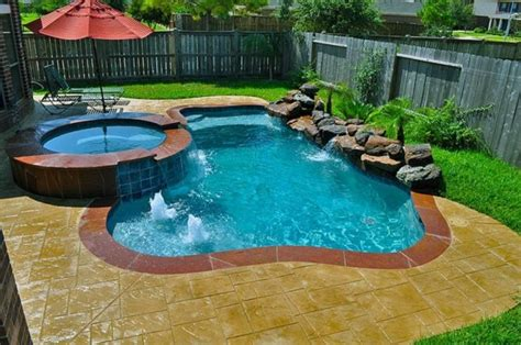 swimming pools in small backyards 18 gorgeous backyard swimming pools with small sizes for
