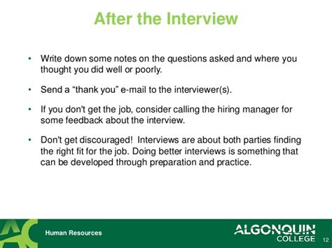 this gives good tips on how to to prepare for an interview