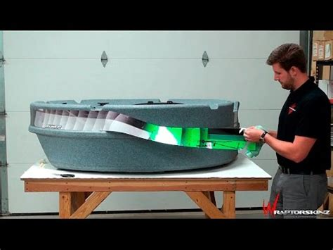 boat vinyl wrap youtube ultraskiff boat vinyl wrap install from wraptorskinz youtube