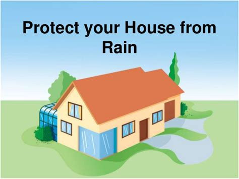 protect your house from