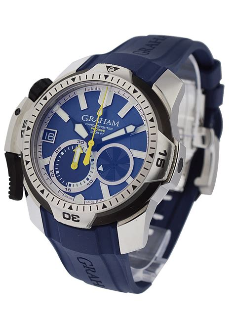 Richard Mille Tourbillon Automatic Rubber Silver Blue Premium 2cdav u01a k87f graham chronofighter oversize diver steel essential watches