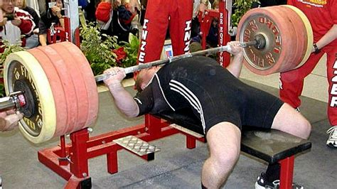 How To Break Bench Records T Nation
