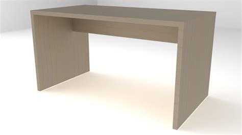 ikea desk models ikea desk solidworks 3d cad model grabcad