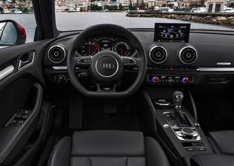 Audi A3 Sline Interior 2014 Audi A3 Sportback S Line Interior Wallpaper 1
