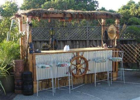 Backyard Tiki Bar Ideas Backyard Tiki Bar Ideas Gk Home Llc
