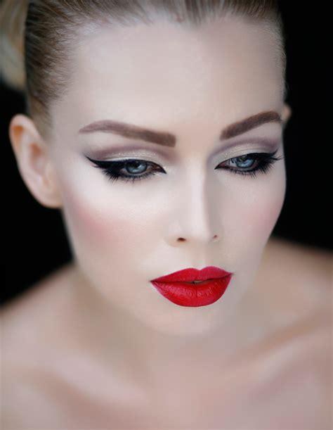 Imagenes Vintage Maquillaje | maquillaje vintage la moda a tu alcance