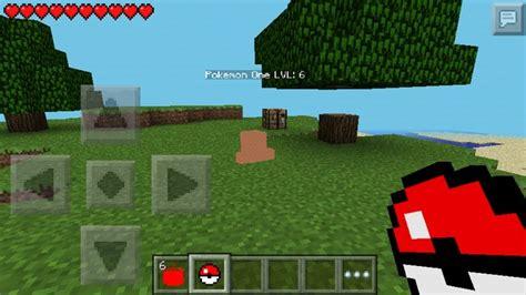 pokecube minecraft pe mods addons pokecube mod for mcpe 9minecraft net