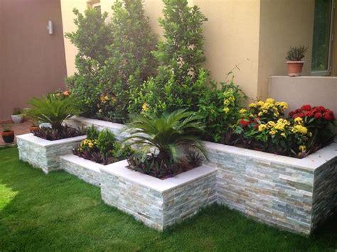 Landscape Ideas For Villas Front Garden Arabian Ranches Villa Traditional