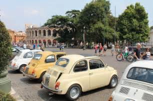 Fiat Italy Fiat 500 Meeting In Verona Italy By Streetydriver On