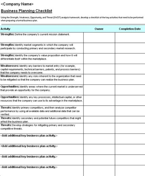 Telework Agreement Template by Image Gallery Sle Checklist