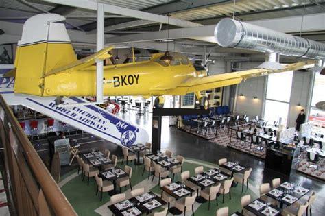 Restaurant Le Hangar Reims by Bapt 232 Me En Boo Vole