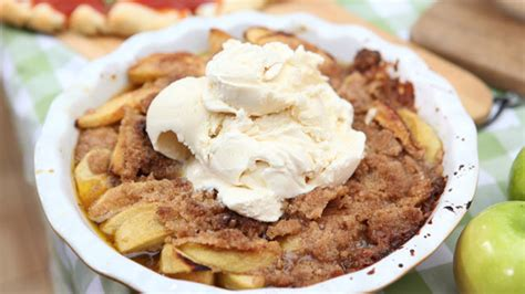 What Can U Cook In A Toaster Oven Emeril Lagasse S Apple Betty Recipe Abc News