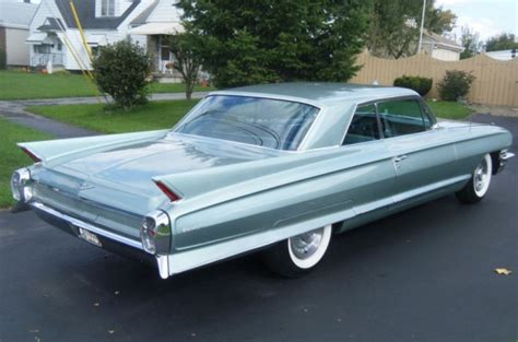 1962 cadillac for sale detroit elegance 1962 cadillac coupe bring a