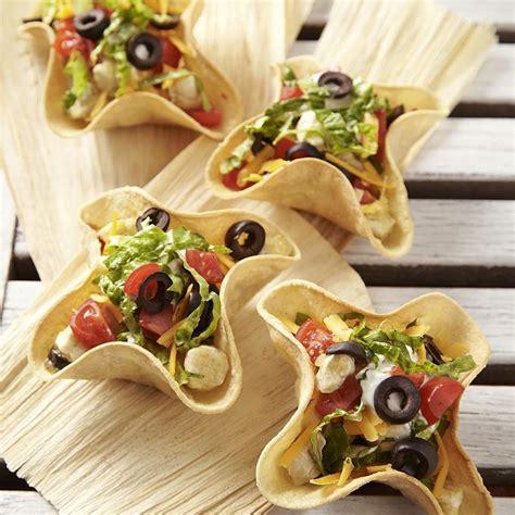 chicken taco bowls recipe eatingwell
