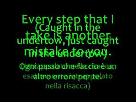 traduzione testo in the end linkin park castle of glass lyrics traduzione doovi