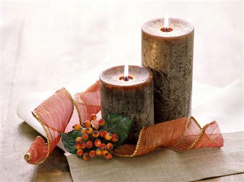 candele fai da te natale candele di natale originali