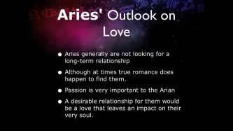 Outlook aries love horoscope 2016