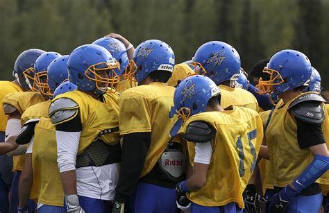 Interior Youth Basketball by Barrow Ventures To Fairbanks For Football Jamboree