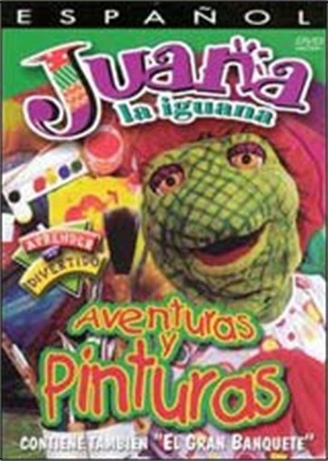 aventuras de una profesora de espaã ol edition books juana la iguana aventuras y pinturas espanol espaol dvd