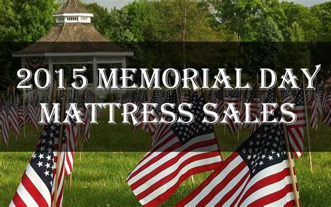 Mattress Sale Memorial Day memorial day mattress sale 2015 sleepopolis