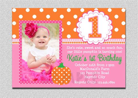 1st year birthday invitation wording free templates for birthday invitations drevio