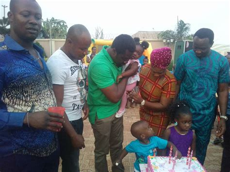 12 Families And Couples Celebrating The 4th by Mercy Johnson And Family Celebrate Purity S 4th