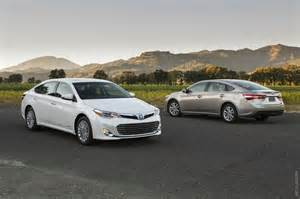How Is A Toyota Avalon Most Desirable Cars In The World Toyota Avalon 2013