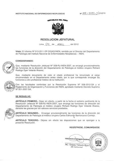 resolucion 3772016 del ministerio de defensa resoluciones jefaturales