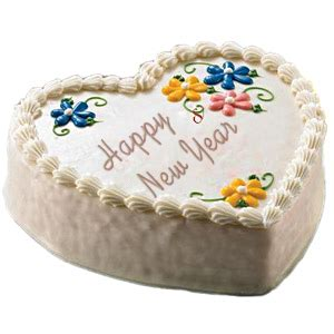 new year special cake send 1 kg new year delicious shaped vanilla cake to