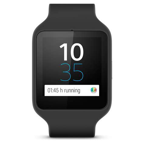 3 sony smartwatch sony smartwatch 3 price review release date