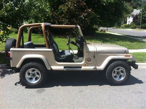 1993 Jeep Wrangler Sport Purchase Used 1993 Jeep Wrangler Sport Utility 2