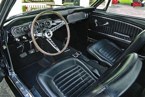 64 Mustang Interior by 1964 1 2 67 Ford Mustang K Code 289 Hemmings Motor News