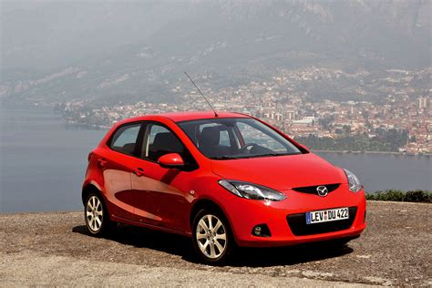 new country mazda mazda2 in the us by 2010 autoevolution