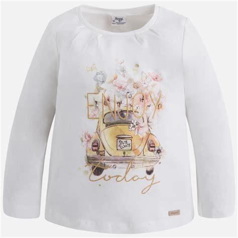 kz ocuk elbise carters 4049 mayoral kz kışlık bluz uzun kol arabalı bebek house