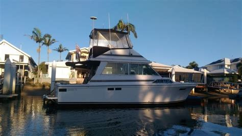 motor boats for sale sunshine coast mariner flybridge cruiser 42500 cp yacht sales sunshine