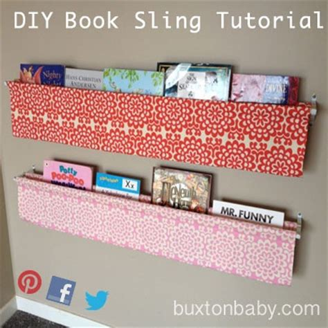 our awesome sling book display ideas tutorial offers an