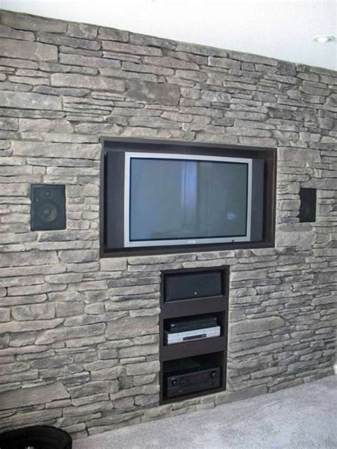 built in tv wall 18 neat built in tv designs for modern living room interior