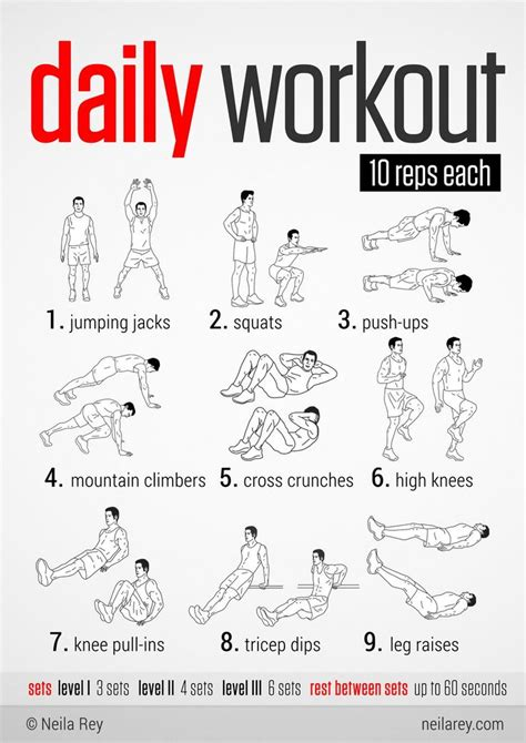 best site for workout routines best 25 easy daily workouts ideas on daily