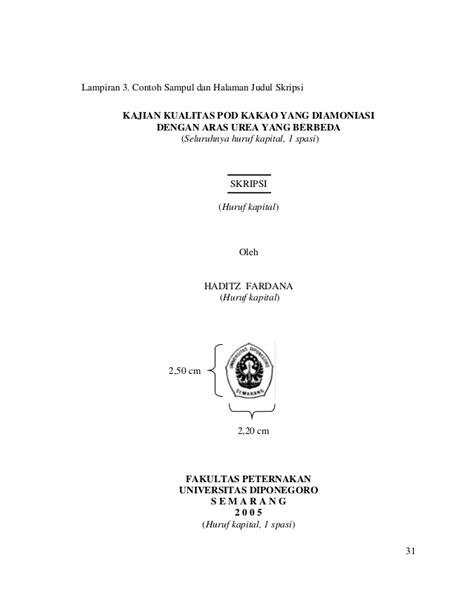 cara buat judul skripsi akuntansi membuat judul skripsi ekonomi contoh liran karya ilmiah