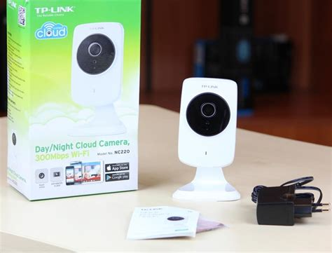 Tp Link Kamera Cctv Wifi Vision Nc450 tp link nc220 day wireless cloud 300mbps wi fi extender repeater cctv