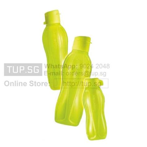 Neon Eco Bottle by Tupperware Neon Eco Bottle Set Tupperware Singapore