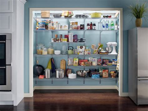 pantry decorating ideas organization and design ideas for storage in the kitchen