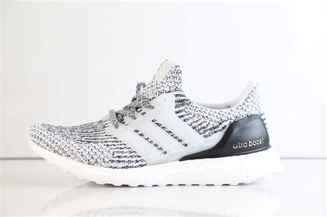 Sepatu Adidas Ultra Boost 3 0 Oreo Black White Original adidas ultra boost 3 0 oreo white black s80636 zadehkicks